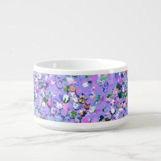 Multicolor Mosaic Modern Grit Glitter #6 チリボウル