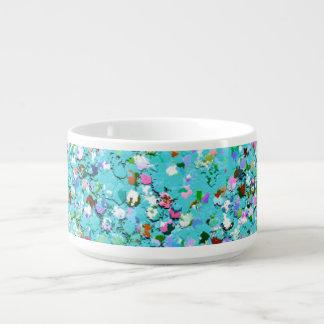 Multicolor Mosaic Modern Grit Glitter #7 チリボウル