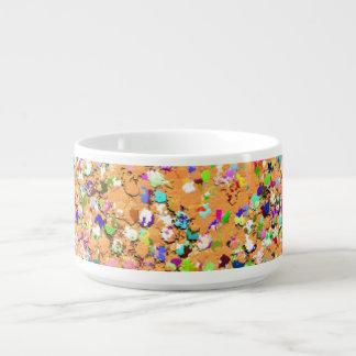 Multicolor Mosaic Modern Grit Glitter #9 チリボウル