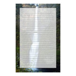Multnomahの滝 便箋