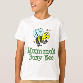 Mummuの働き者 Tシャツ