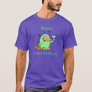 Mumoディズニーランドのバーの除行のDipsoのワイシャツのファン Tシャツ