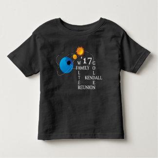 Munchkinのサイズ トドラーTシャツ