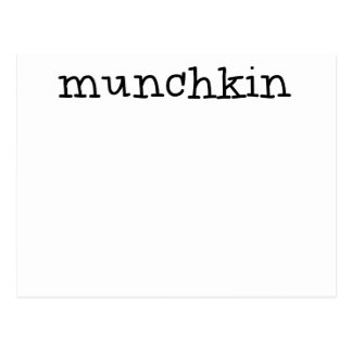 Munchkin.png ポストカード