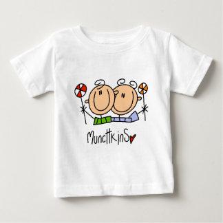 Munchkins ベビーTシャツ