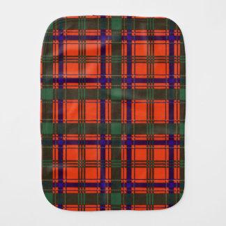 Munroの一族の格子縞のスコットランド人のタータンチェック バープクロス
