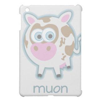 Muonの粒子牛 iPad Mini Case