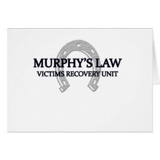 murphysの法律 カード