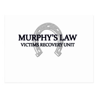 murphysの法律 ポストカード