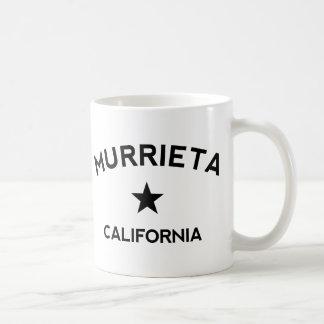 Murrietaカリフォルニア コーヒーマグカップ