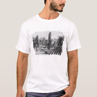 Musee des記念碑Francais、パリ Tシャツ