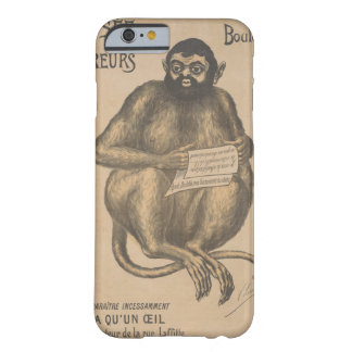 Musee Des Horreursの齧歯動物の人のヴィンテージ Barely There iPhone 6 ケース