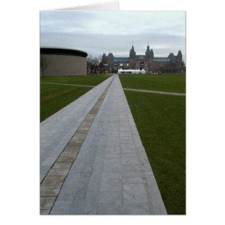 Museumplein、アムステルダム カード