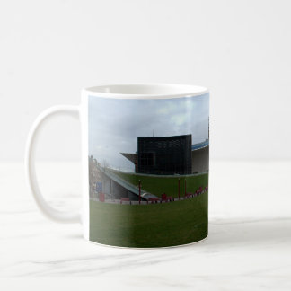 Museumplein、アムステルダム コーヒーマグカップ