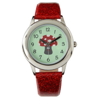 Mushroom氏 腕時計