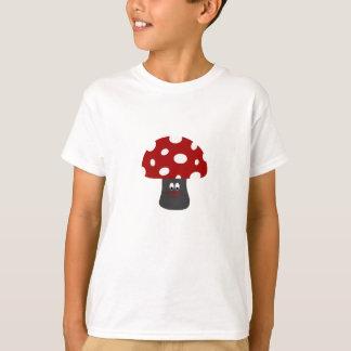Mushroom氏 Tシャツ