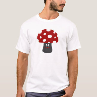 Mushroon氏 Tシャツ