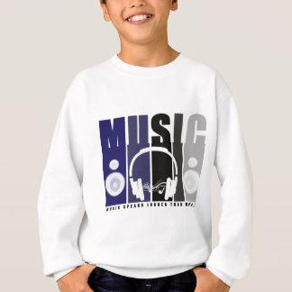 MUSIC.png スウェットシャツ