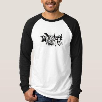 Musicaアーバナのワイシャツ Tシャツ