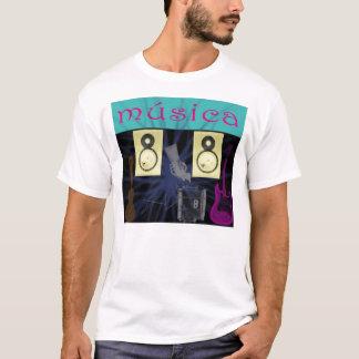 musica tシャツ