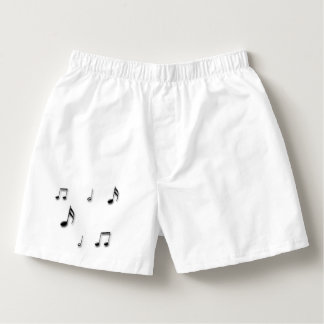Musical Notes ボクサー