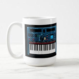MusicMindsとそれを大声で注いで下さい コーヒーマグカップ