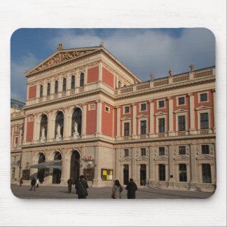Musikverein、Wien Österreich マウスパッド