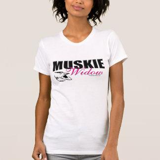 Muskieの寡婦 Tシャツ