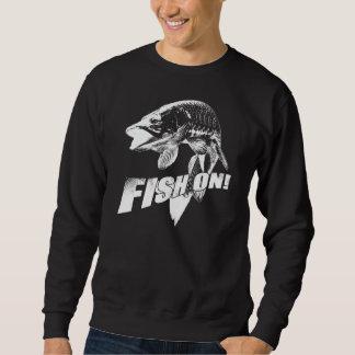 muskyの魚 スウェットシャツ
