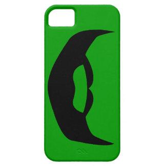 Mustache_5 iPhone SE/5/5s ケース
