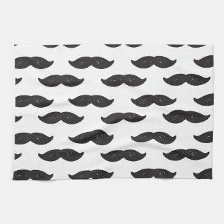 mustachio キッチンタオル