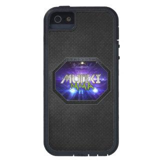 Muteki MMAの金属の八角形- X-treme iPhone5/5sの場合 iPhone SE/5/5s ケース
