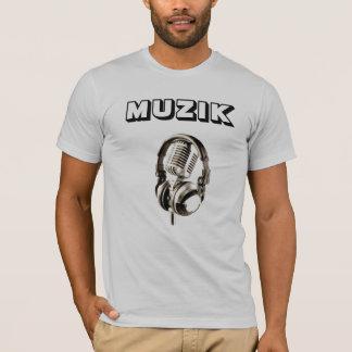 MUZIK Tシャツ