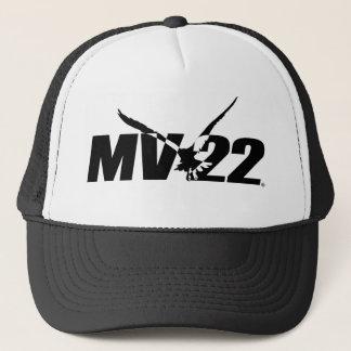 MV-22トラック運転手の帽子 キャップ