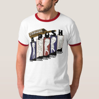 MV APUSH 09 Tシャツ