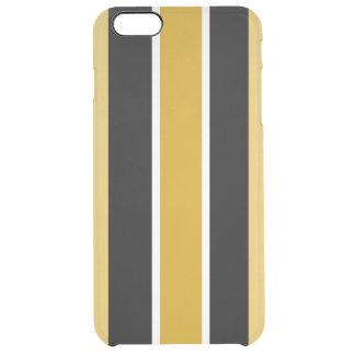 MVB Blkの金のiphone 6/6s™のディフレクターの箱 クリア iPhone 6 Plusケース