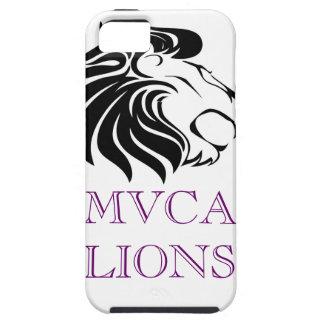 MVCAのライオン iPhone SE/5/5s ケース