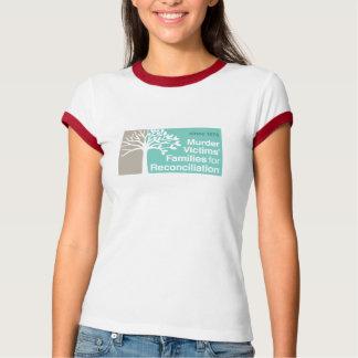 mvfrのロゴrgb tシャツ