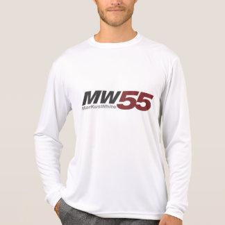 MW55 -性能のMicrofiberの長袖 Tシャツ