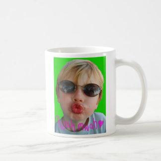 Mwah Mwah コーヒーマグカップ