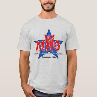 """MWO """"旅行1994-2008年""""のワイシャツ Tシャツ"""