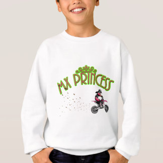 MXのプリンセス スウェットシャツ