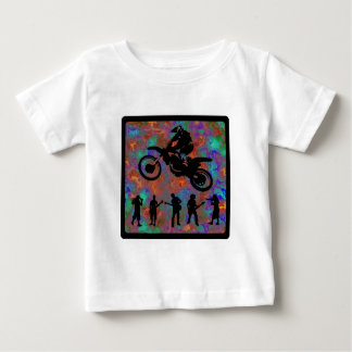 MXの悪い状態の枝 ベビーTシャツ