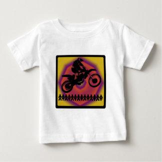 MXの次のライン ベビーTシャツ