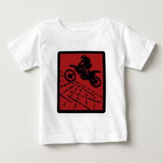 MXの深紅色の名誉 ベビーTシャツ