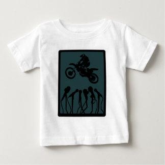 MXの緑の立場 ベビーTシャツ