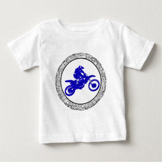 MXの青 ベビーTシャツ