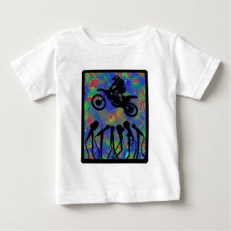 MX NOMOREの捜索 ベビーTシャツ