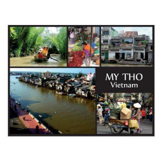 My Tho - Vietnam ポストカード