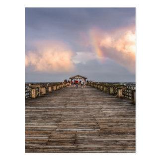 Myrtle Beachの州立公園 ポストカード